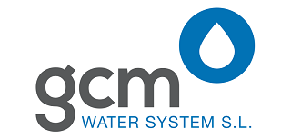 logo GCM Water Sytems Ingenieria del Agua Villena